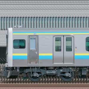 JR東日本E131系クハE130-4