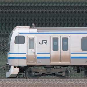 JR東日本E217系近郊形電車