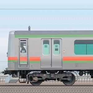 JR東日本 八高・川越線 E231系3000番台 川42編成(山側)