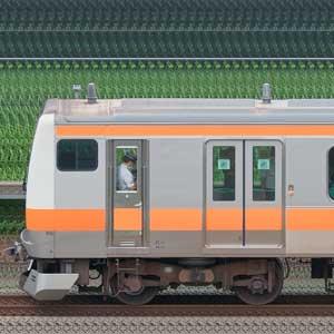 JR東日本 中央快速線 E233系H48編成(海側)