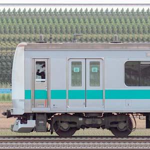 JR東日本 常磐緩行線 E233系2000番台マト7編成(線路設備モニタリング装置搭載編成・山側)