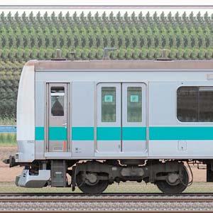JR東日本 常磐緩行線 E233系2000番台マト18編成(線路設備モニタリング装置対応編成・山側)
