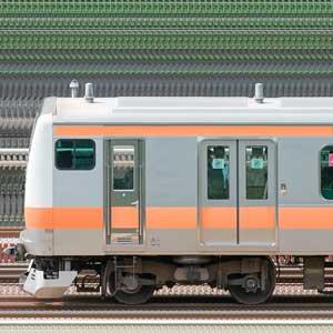 JR東日本 中央快速線 E233系H48編成(山側)