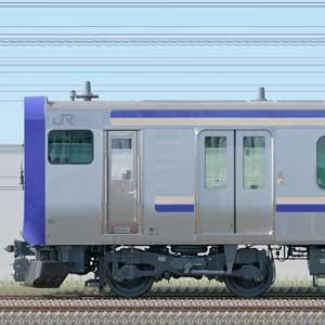 JR東日本 横須賀線・総武快速線 E235系1000番台F-01編成(海側)