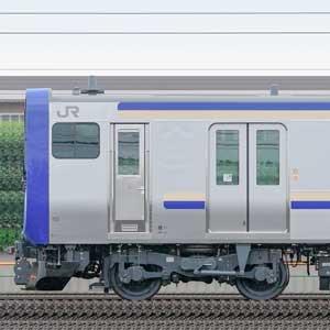 JR東日本 横須賀線・総武快速線 E235系1000番台J-01編成配給輸送(山側)