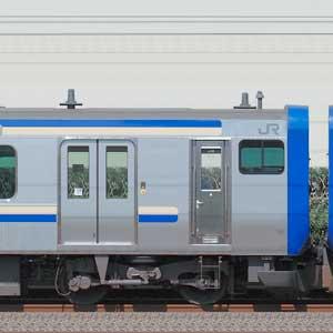 JR東日本E235系1000番台クハE235-1105