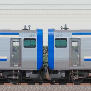 JR東日本 横須賀線・総武快速線 E235系1000番台J-05編成+F-01編成(海側)