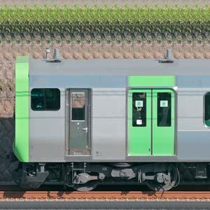 JR東日本 山手線 E235系トウ12編成(架線状態監視装置搭載編成)