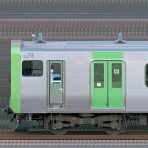 JR東日本 山手線 E235系トウ01編成(量産先行車)