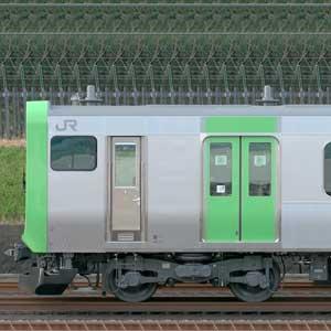 JR東日本 山手線 E235系トウ49編成(線路設備モニタリング装置搭載編成)