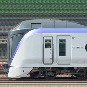 JR東日本 中央東線 E353系S113編成(山側)