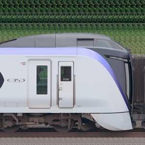JR東日本E353系クハE353-6