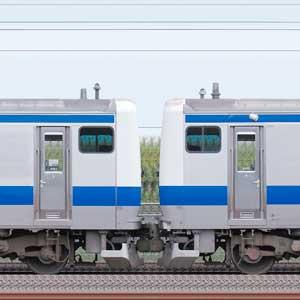 JR東日本 常磐線 E531系K401編成+K453編成(海側)