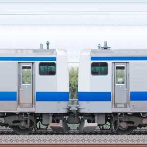 JR東日本 常磐線 E531系K405編成+K471編成(海側)