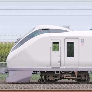JR東日本E657系