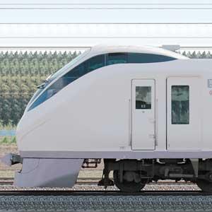 JR東日本 E657系K5編成(山側)