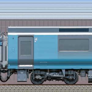 JR東日本E261系「サフィール踊り子」サシE261-2