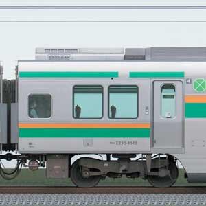 JR東日本E231系サロE230-1042