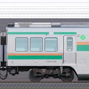 JR東日本E231系サロE230-1045