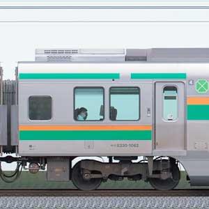 JR東日本E231系サロE230-1062