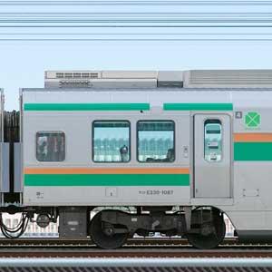 JR東日本E231系サロE230-1087