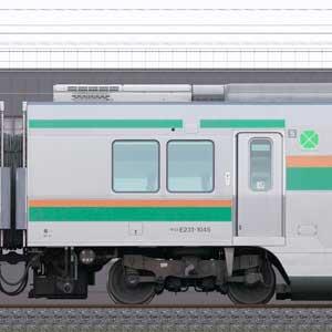 JR東日本E231系サロE231-1045