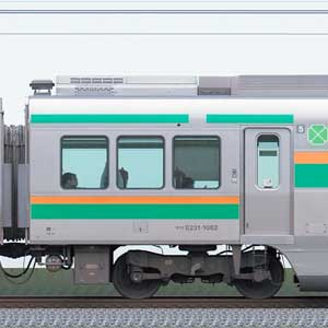 JR東日本E231系サロE231-1062