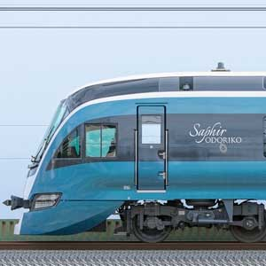 JR東日本E261系特急形電車「サフィール踊り子」