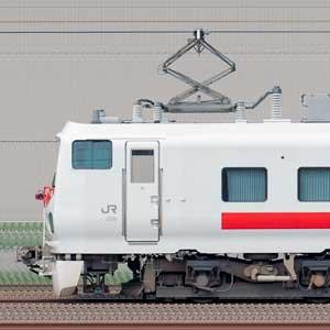 JR東日本E491系電気・軌道総合試験交直流電車「East i-E」(海側)