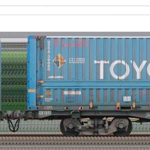 JR貨物コキ100系コキ105-34