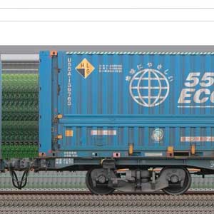 JR貨物コキ100系コキ105-42