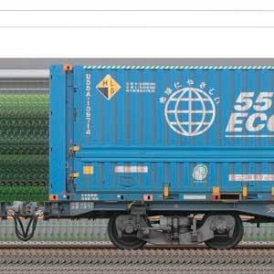 JR貨物コキ100系コキ105-55