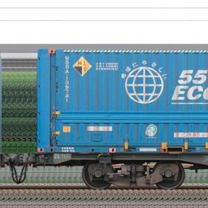 JR貨物コキ100系コキ105-76