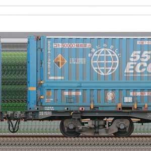 JR貨物コキ100系コキ105-78
