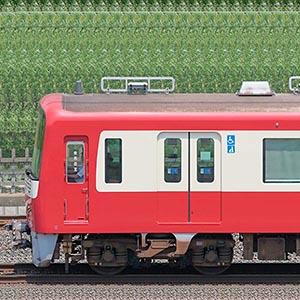 京急電鉄 新1000形(1次車)1017編成(海側)
