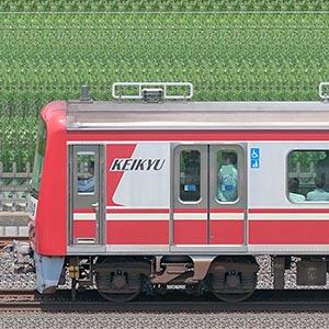 京急電鉄 新1000形(11次車)1145編成(海側)