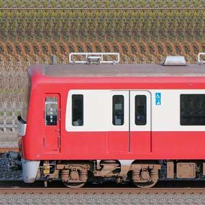 京急電鉄 新1000形(2次車)1033編成(海側)