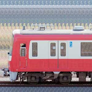京急電鉄 新1000形(2次車)1033編成(山側)