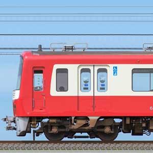京急電鉄 600形(2次車)603編成(海側)