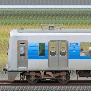 京成3000形(7次車/3050形)3051編成(デザイン変更前・山側)