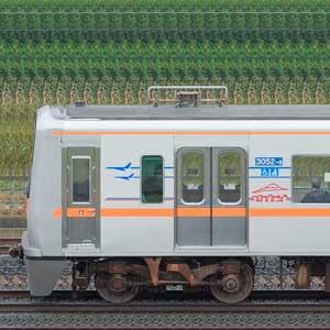 京成3000形(7次車/3050形)3052編成(デザイン変更後・海側)