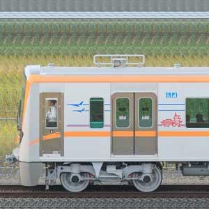 京成3100形(1次車/3150形)3151編成(山側)