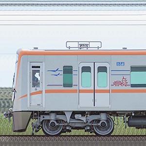 京成3100形(1次車/3150形)3152編成(山側)