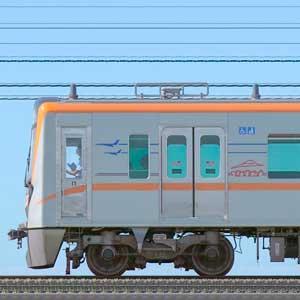 京成3100形(2次車/3150形)3153編成(海側)