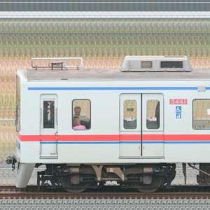 京成3400形3448編成(山側)