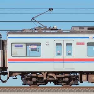 京成3400形3447