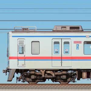 京成3400形3448編成(海側)