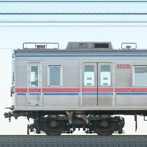 京成3600形3688編成(山側)