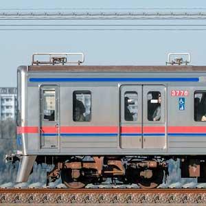 京成3700形(3次車)3778編成(海側)