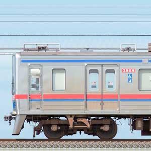 京成3700形(9次車)3868編成(海側)